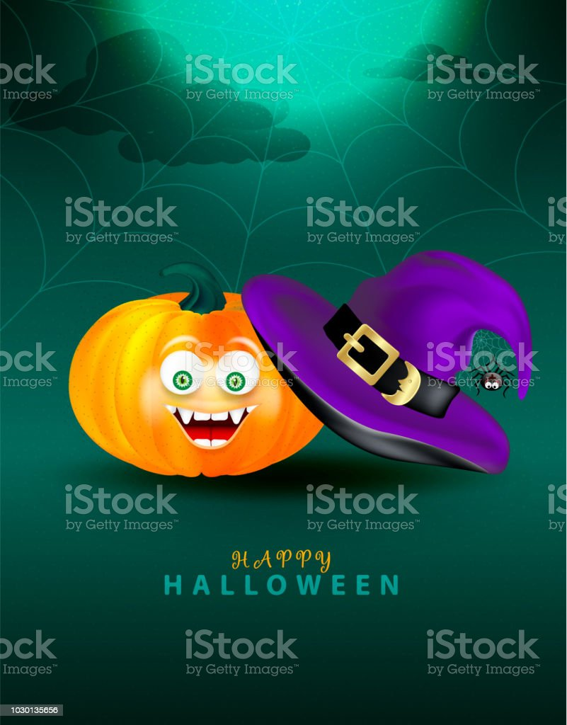 Sombrero de bruja púrpura con miedo decoración de araña Linda negra de tela  de araña y 777b8d68c1d