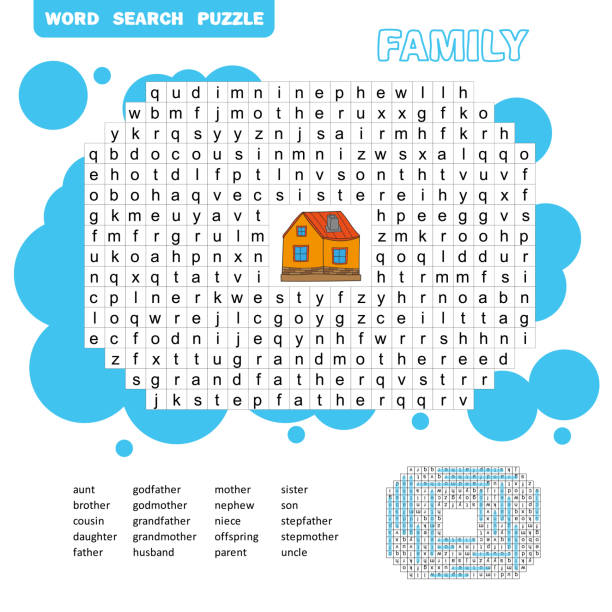 Best Wordsearch Illustrations, Royalty-Free Vector Graphics