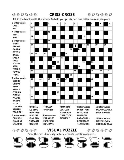 Best Crossword Puzzle Illustrations, Royalty-Free Vector Graphics