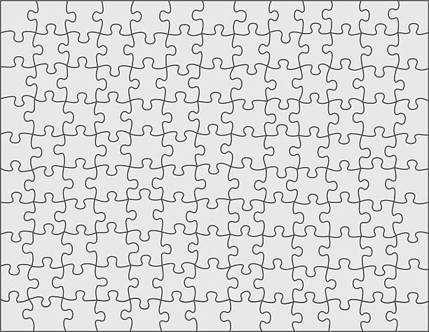 geduldsspiel - puzzle stock-grafiken, -clipart, -cartoons und -symbole