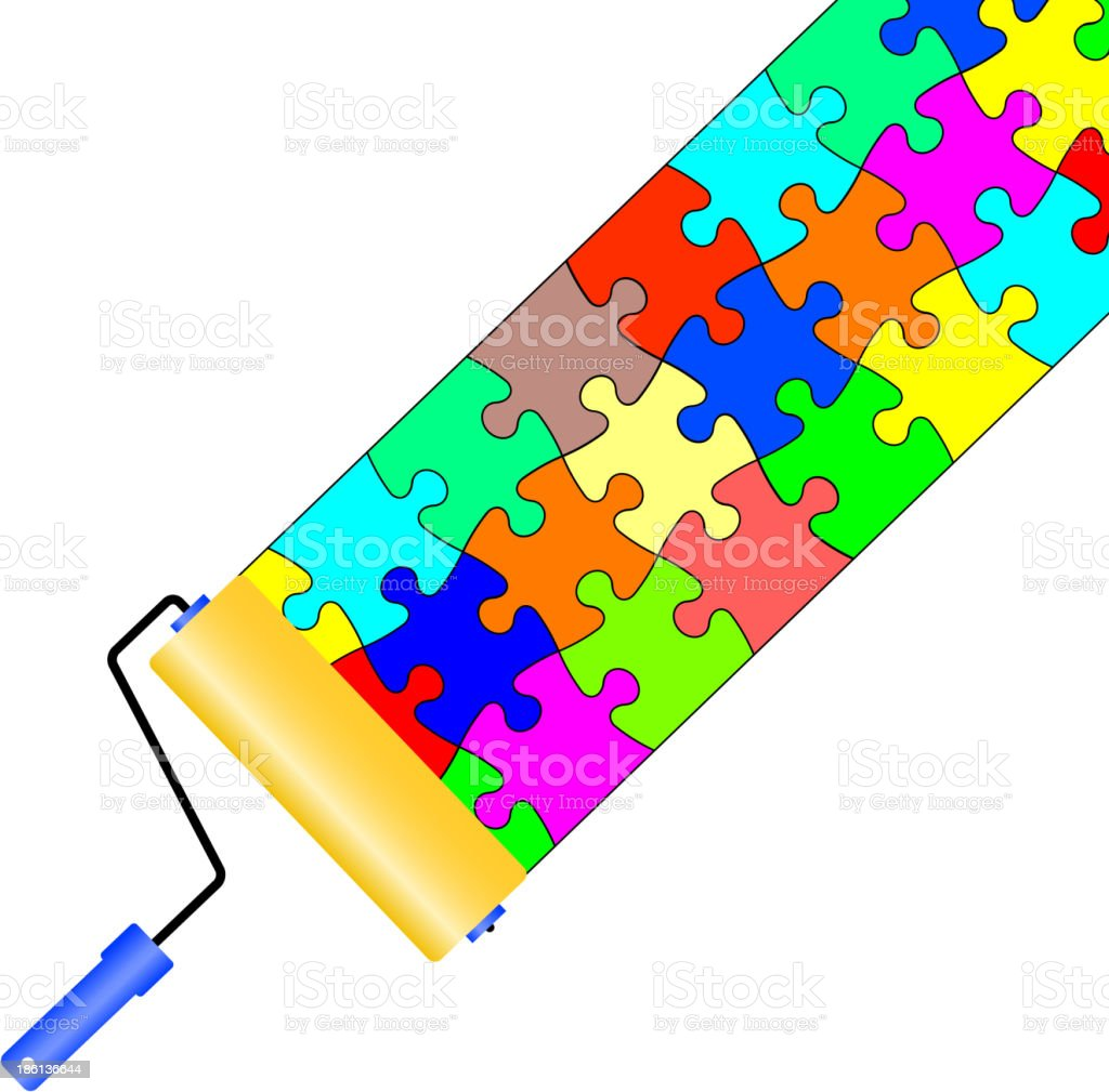 puzzle royalty-free puzzle stock vector art & more images of illustration