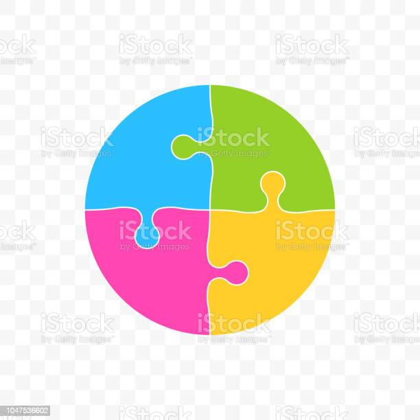 Puzzle vector logo of circle icon with blue red green and yellow vector id1047536602?b=1&k=6&m=1047536602&s=612x612&h=ejizp o1txjx1mb6fqp67qturpxkvsypnxcnp8x28m8=