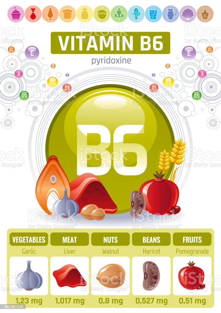 Alimentos ricos en vit b6