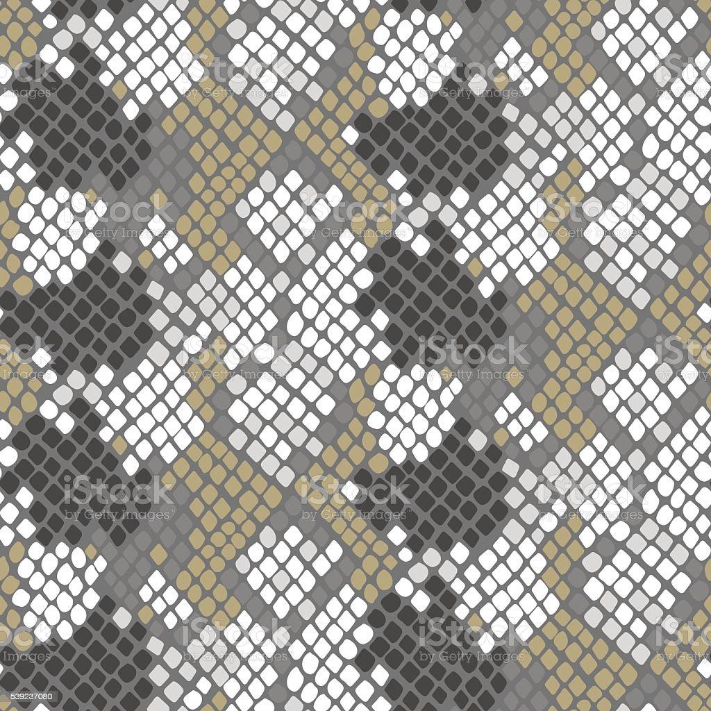 Pitón diamante sintética costuras vector textura de la piel. ilustración de pitón diamante sintética costuras vector textura de la piel y más banco de imágenes de abstracto libre de derechos