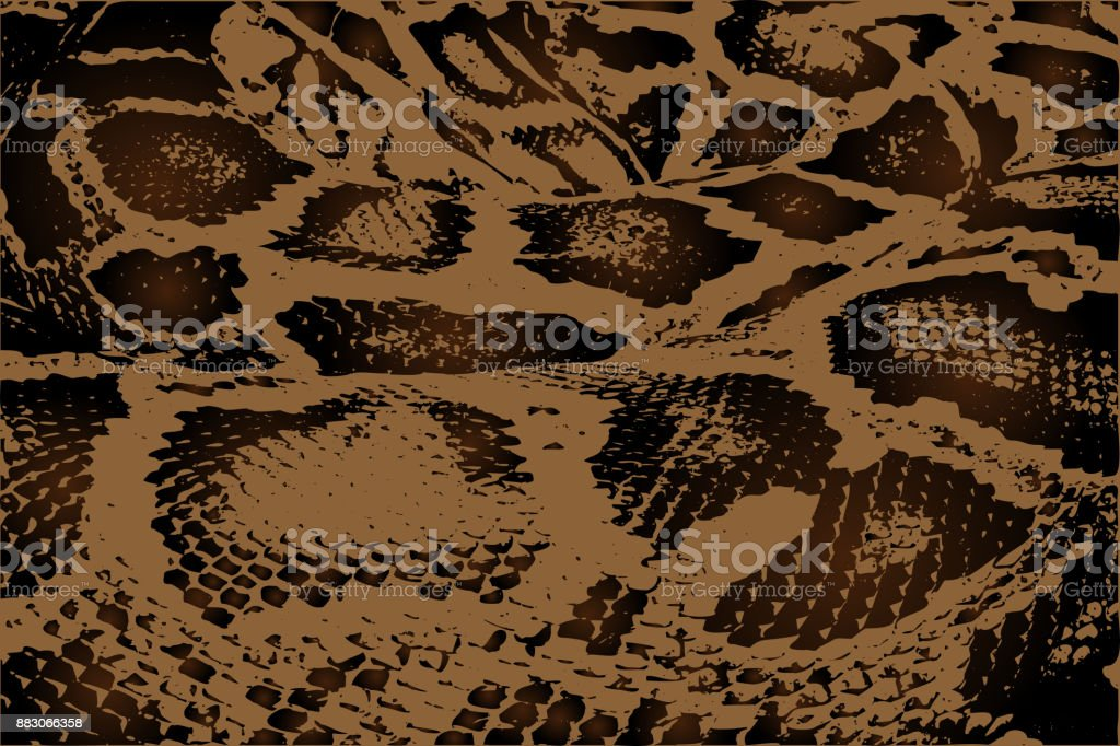 Python - vector abstract pattern