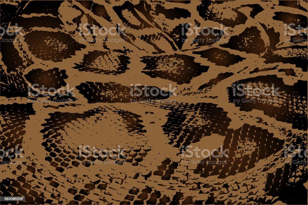 Python - vector abstract pattern vector art illustration