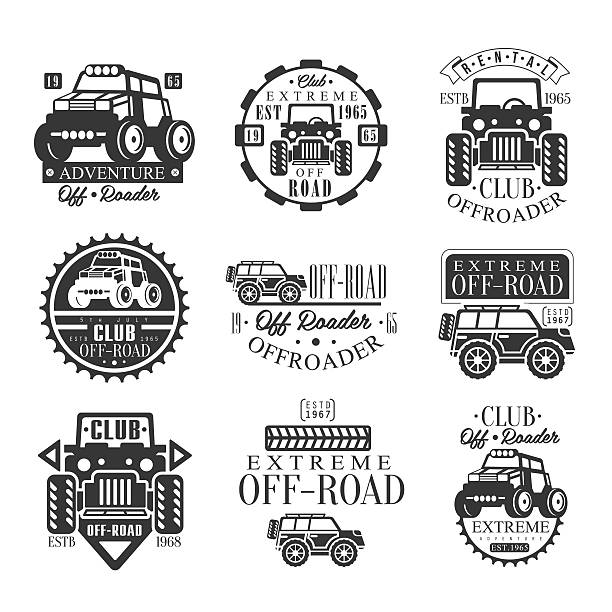 Best Jeep Illustrations, Royalty-Free Vector Graphics