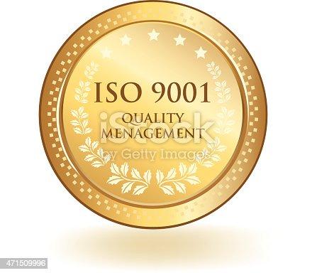 istock ISO Quality Management 471509996