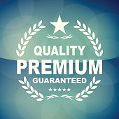 Quality Premium Emblem