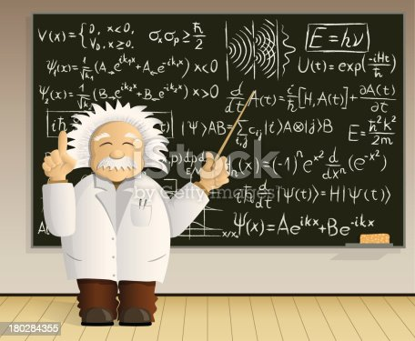istock Quantum Physics Lecture 180284355