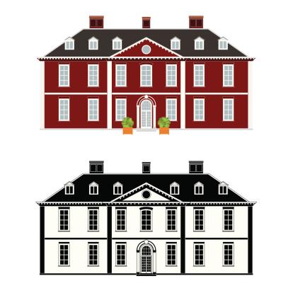 Queen Anne Style Mansion