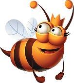 Queen Bee: Flying