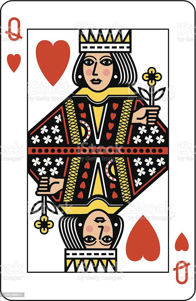 Kartenspiel Dame