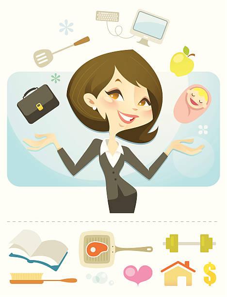 illustrations, cliparts, dessins animés et icônes de reine de jongler - femmes actives