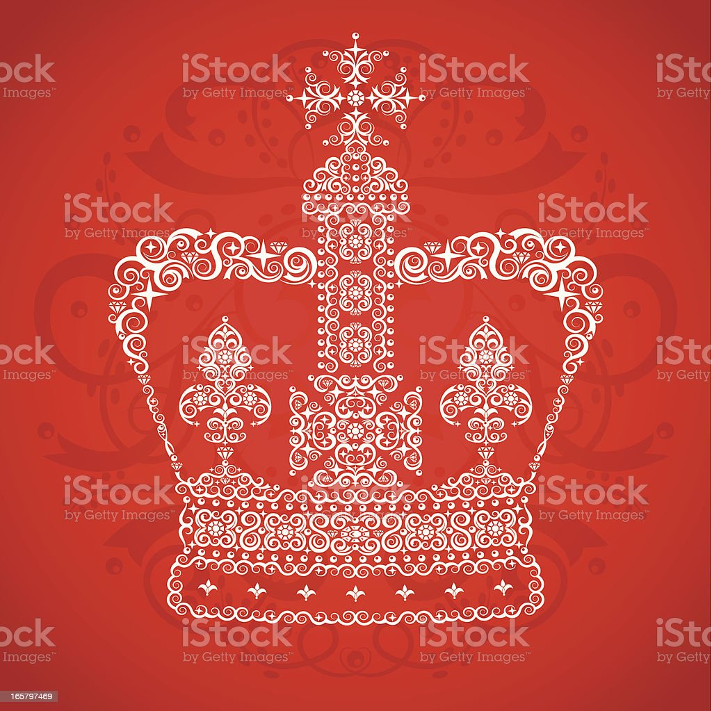 Queen's Crown royalty-free queens crown stock vector art & more images of beauty