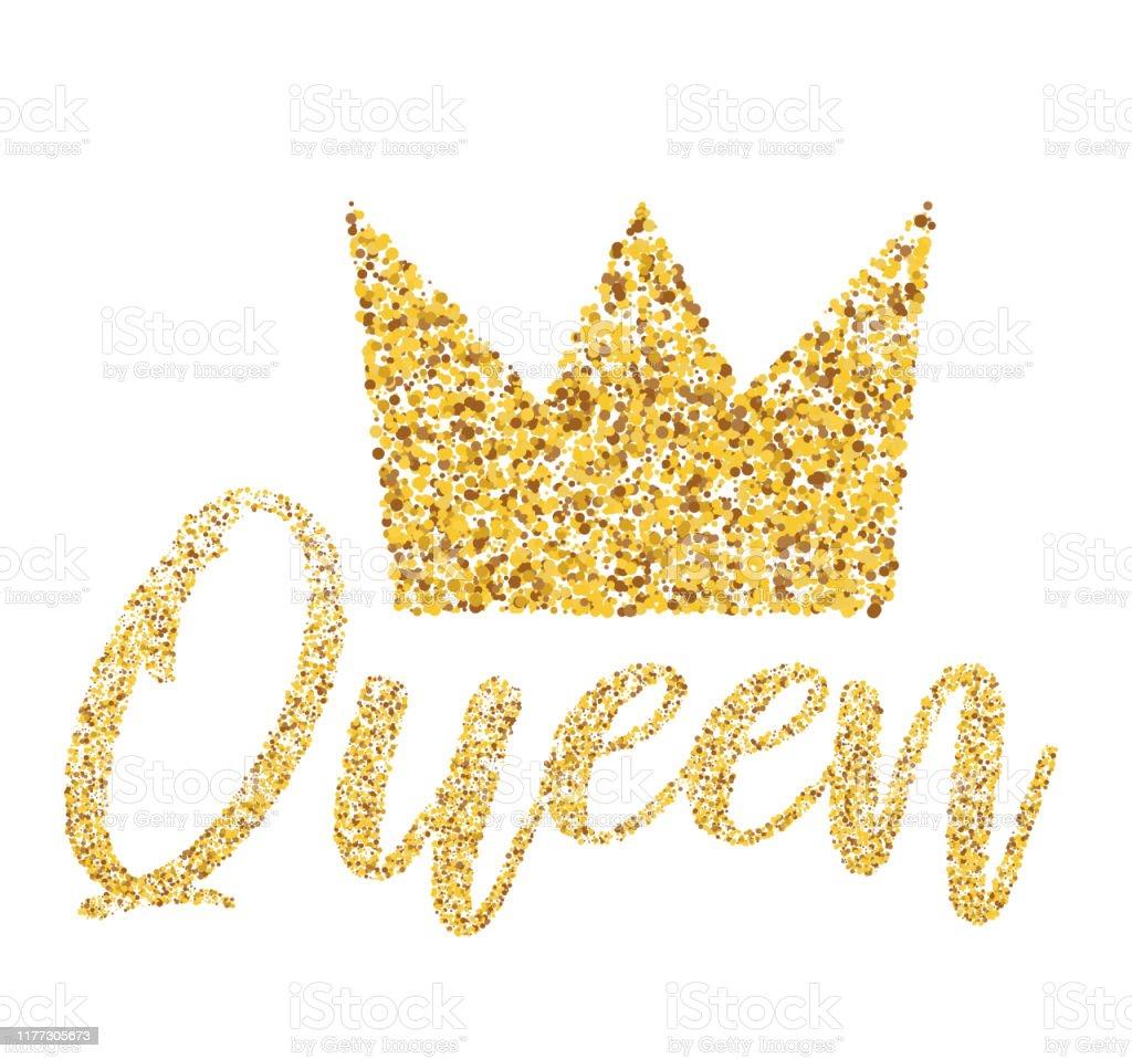 Pequeña corona de oro brillo Tarjeta Fiesta Sombrero-Diseño De Corazón