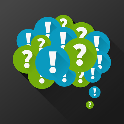 Question And Answers Stock Vector Art & More Images of ...