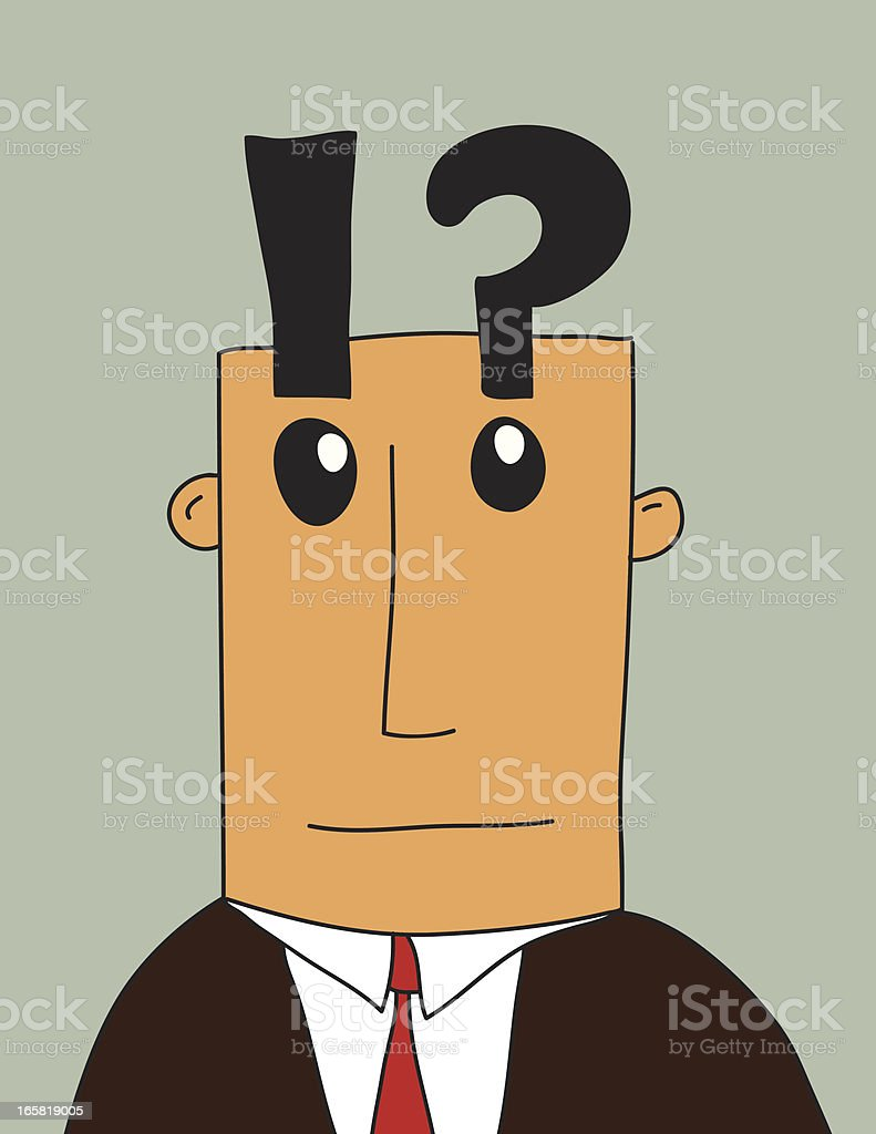 question and exclamation mark royalty-free question and exclamation mark stock vector art & more images of adult