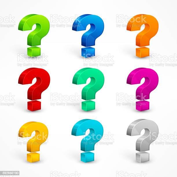 Question mark set vector id592666190?b=1&k=6&m=592666190&s=612x612&h=89f8lopd1doidf5stqweq92xsump37acdxufwt0dkba=