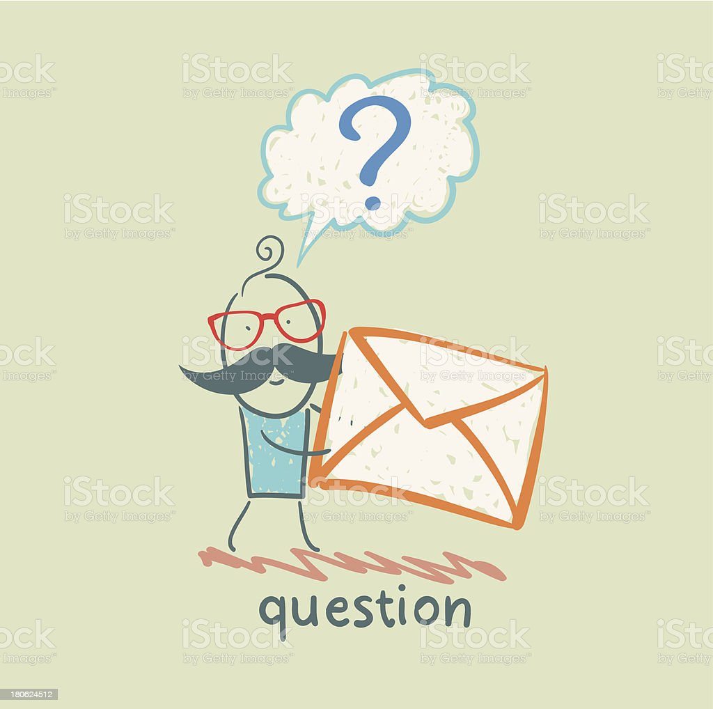 question royalty-free question stock vector art & more images of adult