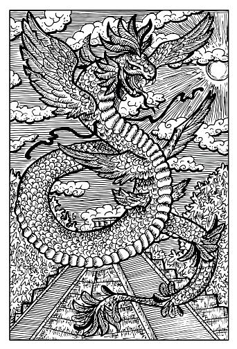 Quetzalcoatl, feathered serpent aztec god