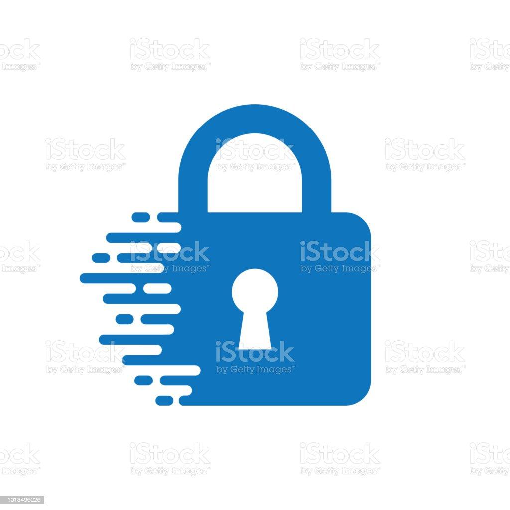 Key Abstract Logo
