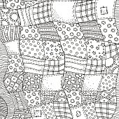 Quilt Pattern Coloring Pages | Free download best Quilt ...
