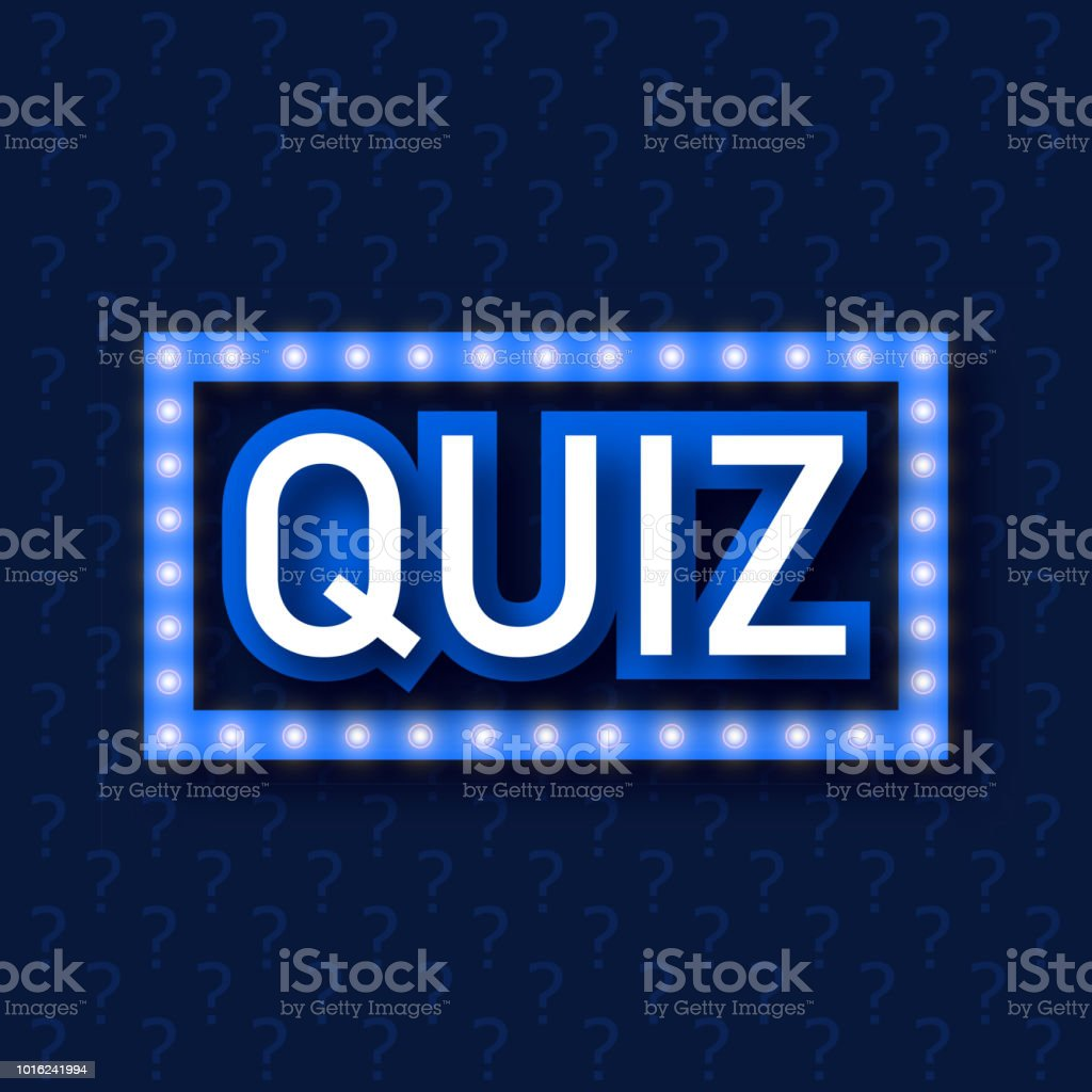 quiz night announcement poster design web banner background vector rh istockphoto com design of nighty gown design of night lamp