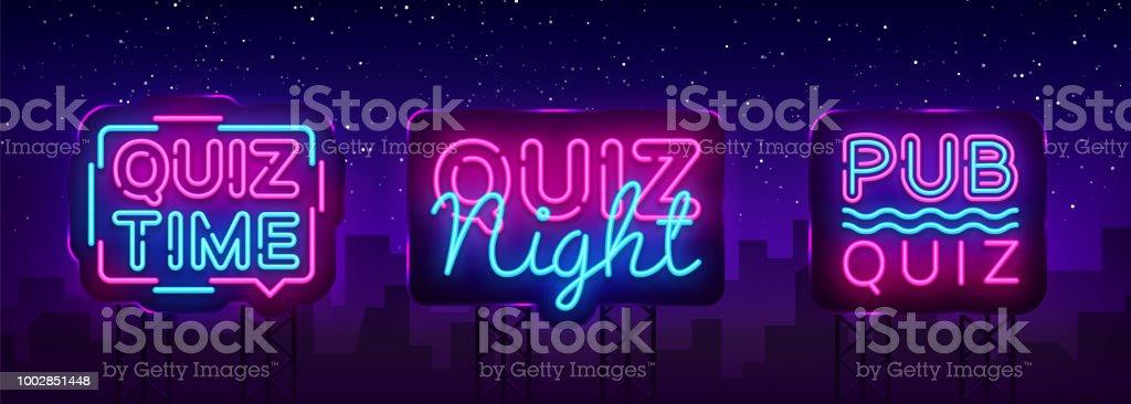 best quiz night illustrations  royalty