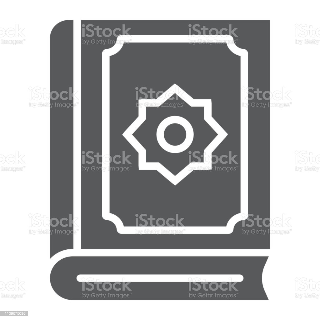quran glyph icon islam and book koran sign vector graphics a solid pattern on a white background stock illustration download image now istock quran glyph icon islam and book koran sign vector graphics a solid pattern on a white background stock illustration download image now istock