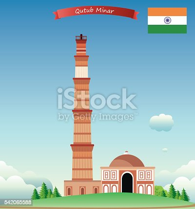 istock Qutb Minar 542065588