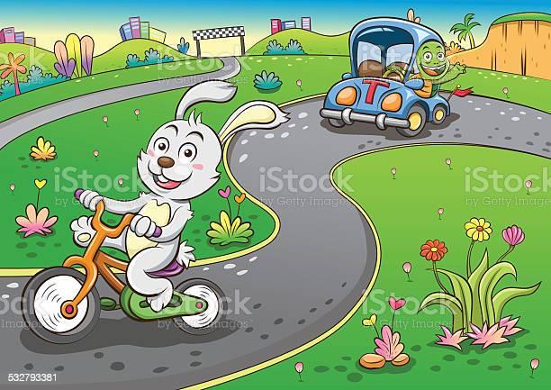 Rabbit and turtle vector id532793381?b=1&k=6&m=532793381&s=612x612&h=1d24expjuy4al4p0yh982frjblnrhwherzsd4bffole=