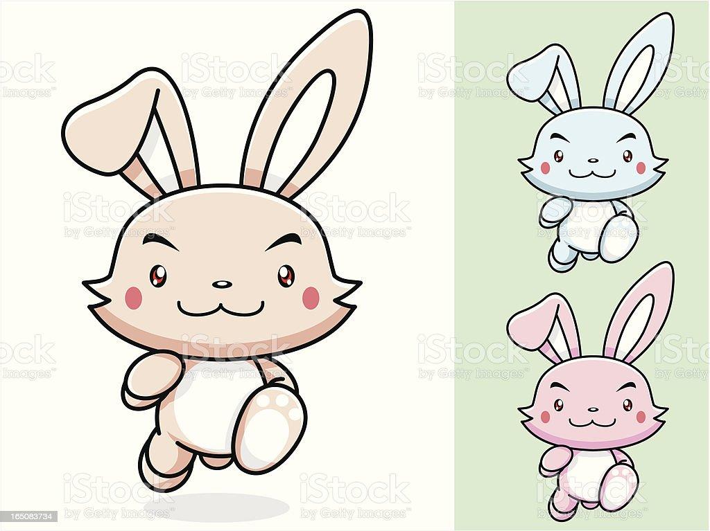 Rabbit カットイラスト、 ベクターアートイラスト