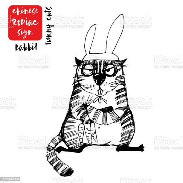 Rabbit chinese zodiac sign vector id870439098?b=1&k=6&m=870439098&s=612x612&h=rm 7f5vh4jwpfhjycwh0 sarb7lnlq4j4imecbv8z6i=