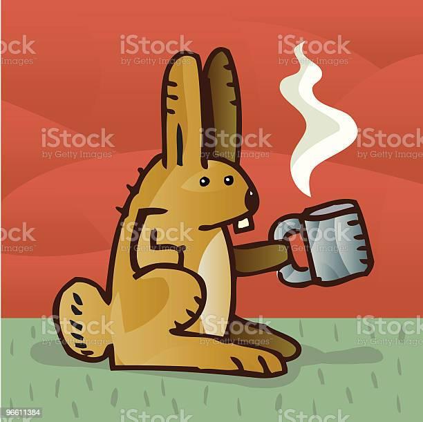 Кролик Jo — стоковая векторная графика и другие изображения на тему Американские кролики