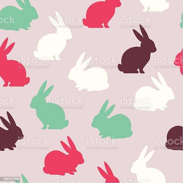 Rabbit pattern in pink brown and green vector id165421065?b=1&k=6&m=165421065&s=612x612&h=oimjlwuo0tqnsnwme1d8 eu84zl3tgm8ienzp6gokfg=