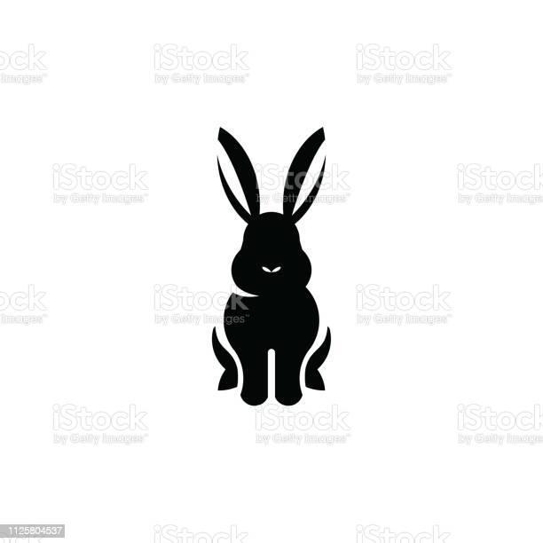 Rabbit sitting icon isolated on white background vector id1125804537?b=1&k=6&m=1125804537&s=612x612&h=zzcnmlql awsieqnj9hdo6fyxkrlr9fmhtnfvyvoygm=
