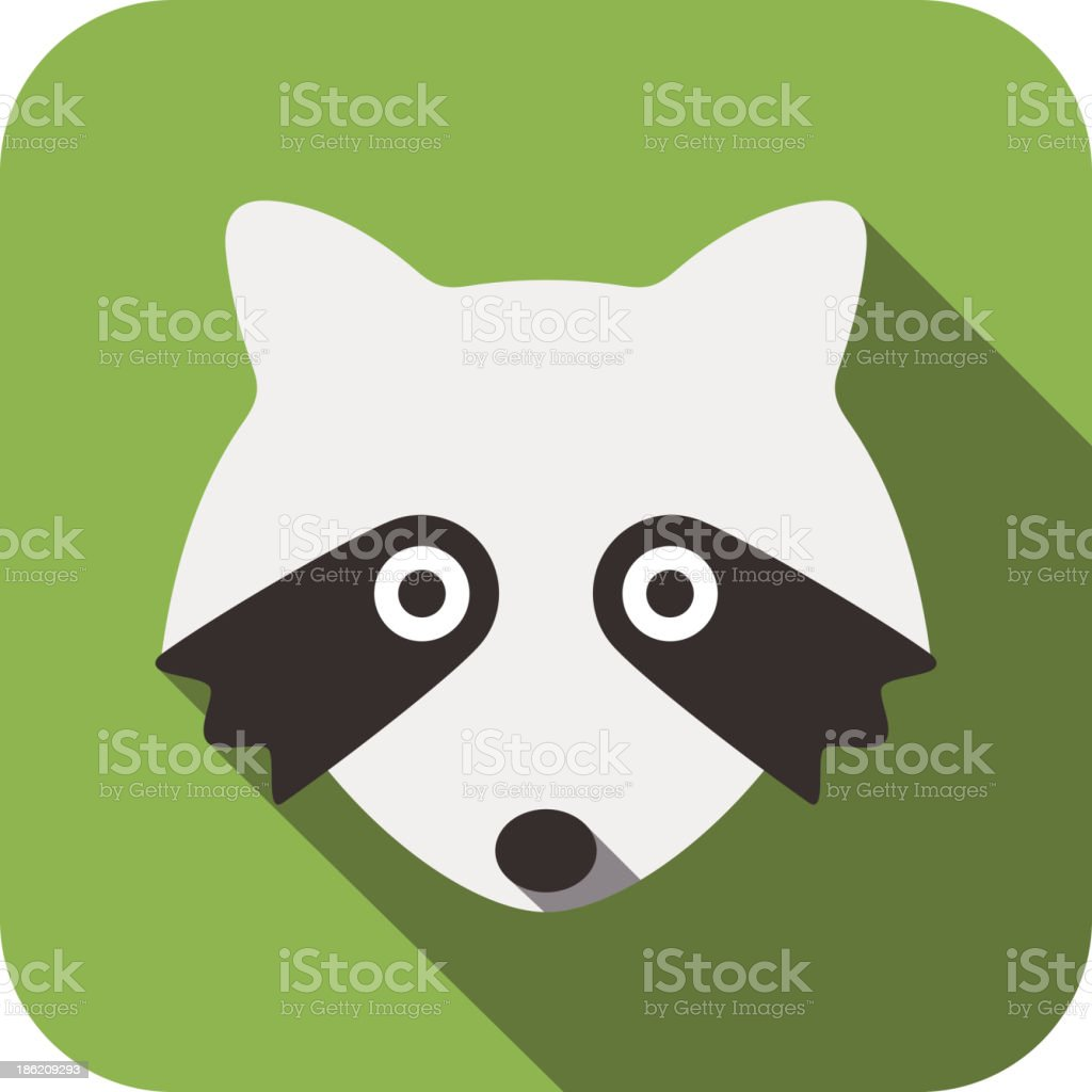 Raccoon Clip Art, Vector Images & Illustrations - iStock Raccoon Face Clip Art