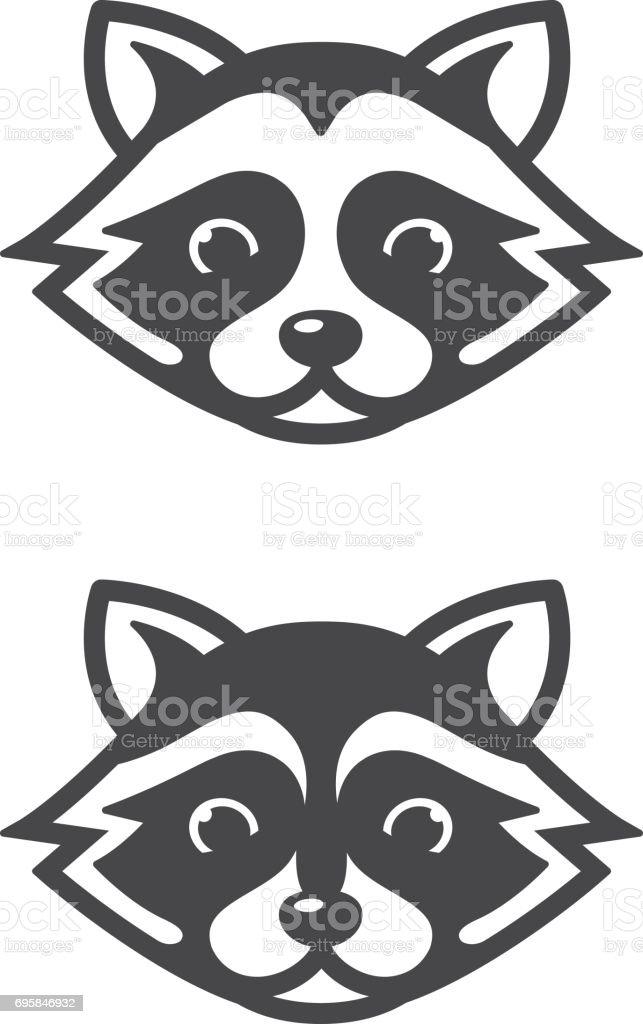 royalty free raccoon clip art vector images illustrations istock rh istockphoto com raccoon clip art black white raccoon clip art free cute
