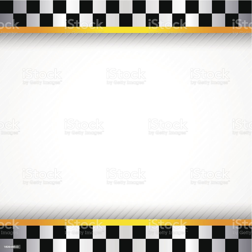 Race background square royalty-free stock vector art