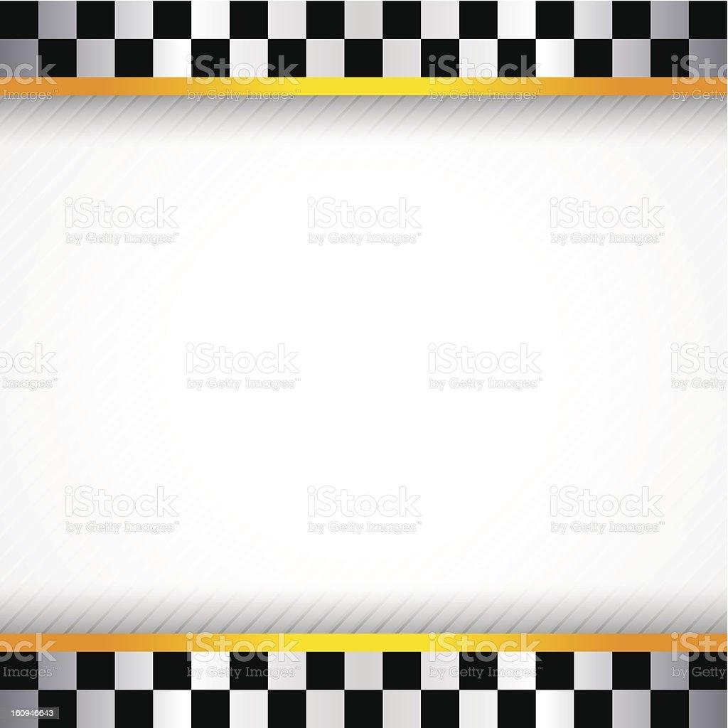 Race background square vector art illustration