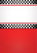 Race blank background