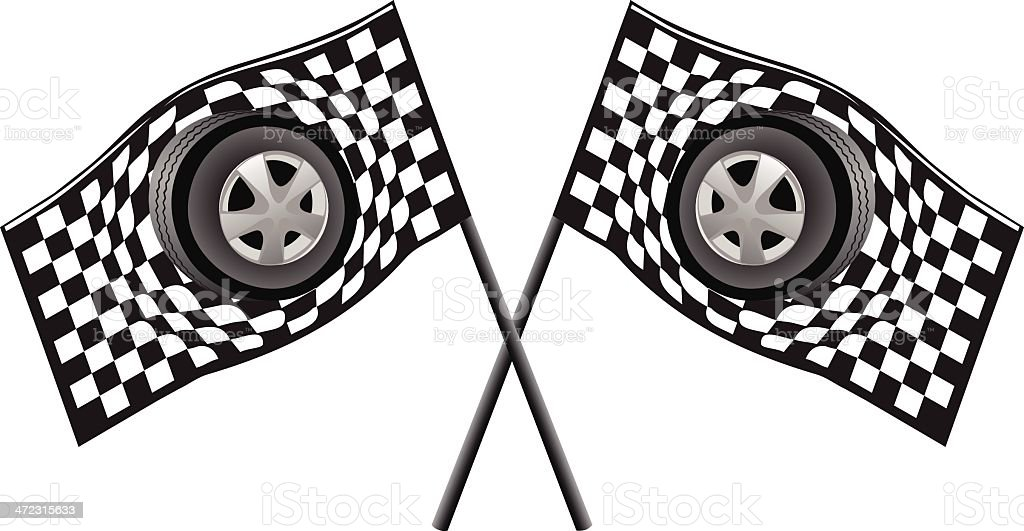 Race Flags royalty-free race flags stock vector art & more images of alloy