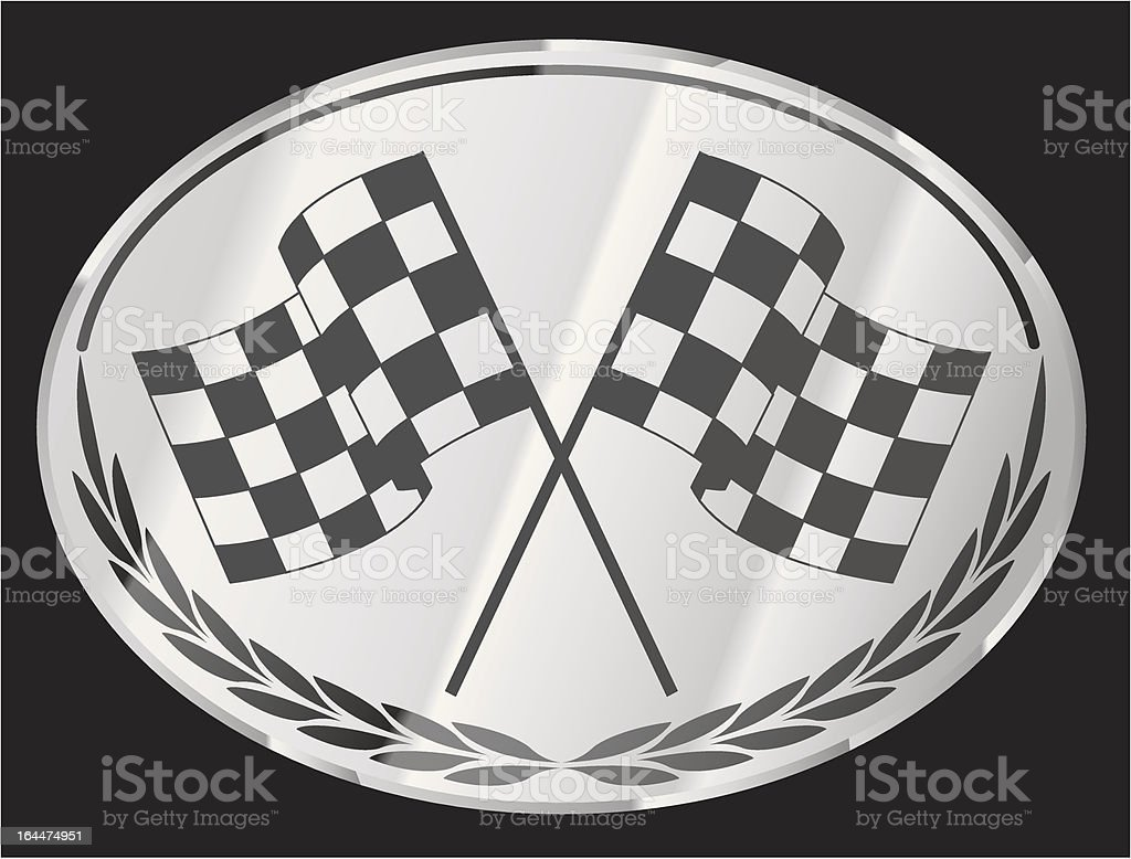 race medalion royalty-free race medalion stock vector art & more images of award