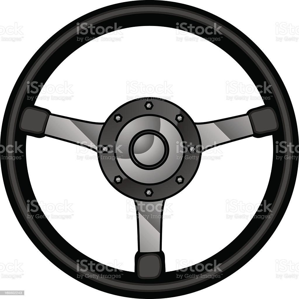 race wheel royalty-free stock vector art