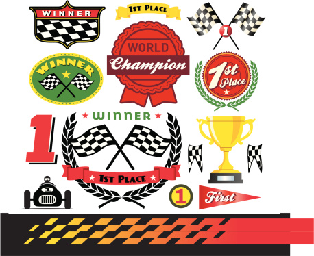 Race Winner Icons