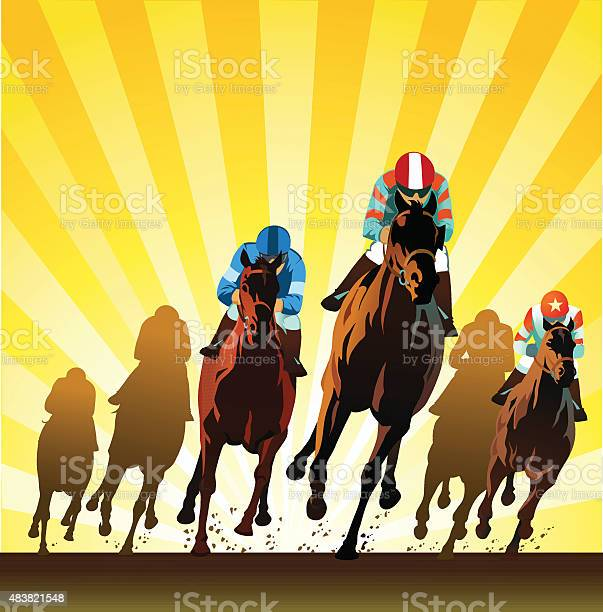 Racehorses galloping on the racing track front view vector id483821548?b=1&k=6&m=483821548&s=612x612&h=ixu7s32l89cooxklrf xu4 kna6o7turd0o83bkevfe=