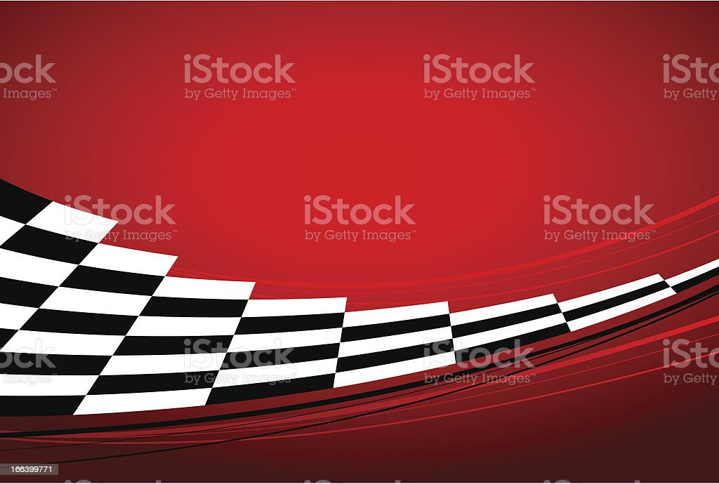 racing background vector art illustration