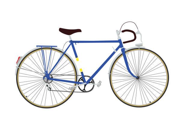 ilustraciones, imágenes clip art, dibujos animados e iconos de stock de bicicleta de carreras - bastidor de la bicicleta