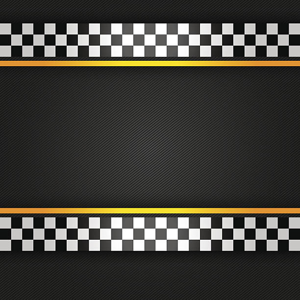 Racing black striped background Racing black striped background. Vector file I used transparent objects., saved 10 EPS. auto racing stock illustrations